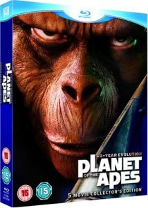 "Blu-Ray ""Planet der Affen"" (Legacy Collection)"