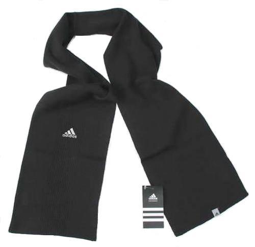 28kgrhqzhjecfbfbdholzbqfwche0cg7e7e60 121 Adidas Essentials Herrenschal in Schwarz (150cm Lang + Stick Logo) für 9,90€