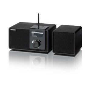 Noxon iRadio 360 Internetradio mit LC-Display (20 Watt)