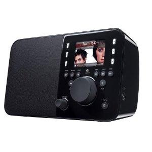 41g gaxsc2l. sl500 aa300  Logitech Squeezebox WLAN Radio für 99€