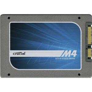 41wx0djftbl. sl500 aa300  [Schnell] Crucial M4 256GB interne Festplatte (6.4cm (2.5 Zoll), SATA) für 129€