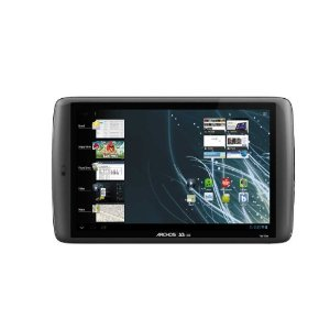 Archos 101 G9 Turbo 250GB, 25,6 cm (10.1 Zoll) kapazitiv Multitouch, Android 4.0,1.5GHz Mehrkern-Proz. + 1GB RAM, WiFi, HDMI, GPS