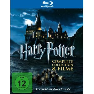 Harry Potter Komplettbox [Blu-ray]