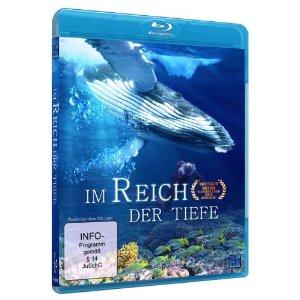 Im Reich der Tiefe [Blu-ray]