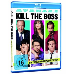 Kill the Boss: Die total unangemessene Edition [Blu-ray]