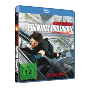 51vyv1mxmpl. aa300  Mission: Impossible 4   Phantom Protokoll [Blu ray] für 9,99€