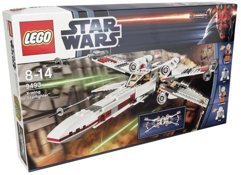 599039 00 Lego Star Wars X wing Starfighter, inkl. 4 Minifiguren für 49,99€ + weitere eBay WOW Angebote