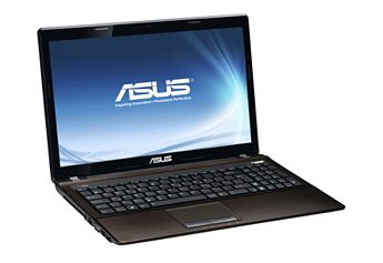 ASUS X53SD-SX1171V Notebook, 39,6 cm (15,6 Zoll), Intel Core i3