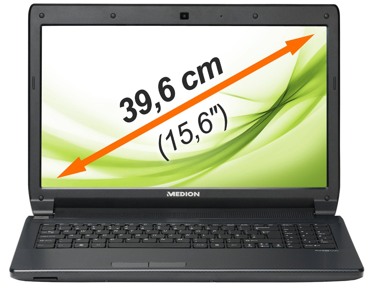 "98980 1 MEDION Notebook 15,6"" (i3, 8GB RAM, Intel HD, 500GB, USB 3.0) für 389€"