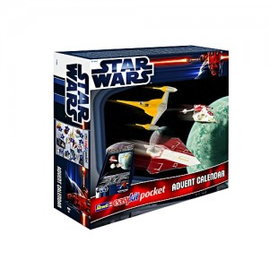 advent 300x300 Revell Adventskalender Star Wars (2012) für €16,19