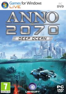"""PC DVD-ROM """"Anno 2070: Die Tiefsee"""""""
