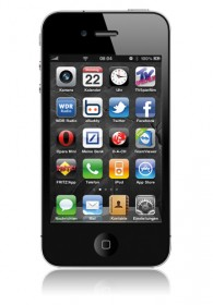 Abbildung Apple iPhone 4, 16GB
