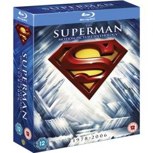 Blu-Ray Superman (Die Spielfilm Collection 1978-2006)