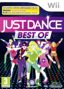 "Nintendo Wii ""Just Dance: Best of"""