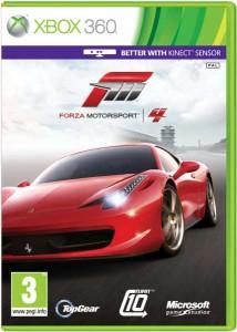 "Xbox 360 ""Forza Motorsport 4"""