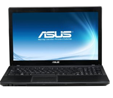 image201 Asus X54C SO407D 39,6 cm (15,5 Zoll) Notebook (Intel Core i3 2350M, 2,3GHz, 4GB RAM, 320GB HDD, Intel 3000, DVD ) für 359€
