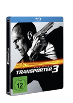 image208 Transporter 3   Steelbook [Blu ray] [Limited Edition] für 8,99€
