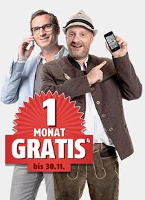 image thumb36 Klarmobil: Flat in alle Netze + Internetflat (500MB/Monat) im o2 Netz für 19,85€/Monat