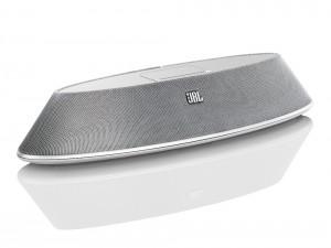"""JBL """"Duett 200"""" Stereolautsprechersystem (Silber)"""