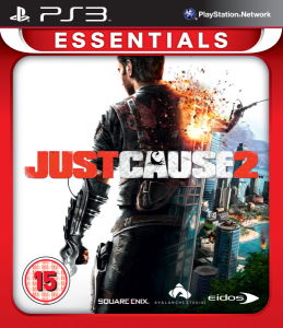 just 259x300 Playstation 3 (PS3) Just Cause 2 (Essentials) für €6,15