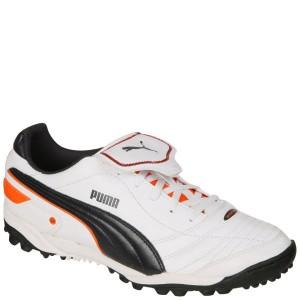 "Puma Fußballschuh ""Esito Finale TT FH"" (Weiß-Blau-Orange)"