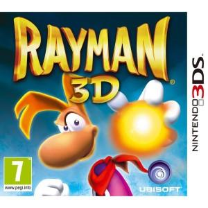 "Nintendo 3DS ""Rayman 3D"""