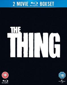 """Blu-Ray Box """"The Thing"""""""