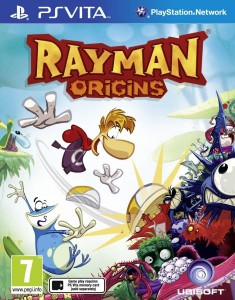 "Playstation Vita ""Rayman Origins"""