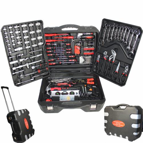 187tlg gal22 187 teiliger Werkzeugkoffer/Werkzeugtrolley für 59,99 Euro + 2 weitere eBay WOW Angebote