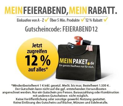 394149 487313787975898 928097375 n [Beendet] 12% auf Alles bei Meinpaket.de