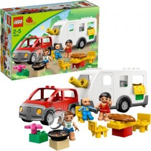 Lego Duplo Wohnwagen (5655)