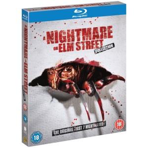 freddy 300x300 Nightmare On Elm Street 1 7 [Blu ray] für 19,95€