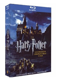 image285 Amazon.es: Harry Potter Komplettbox [8 Filme   Blu ray] für 31,13€