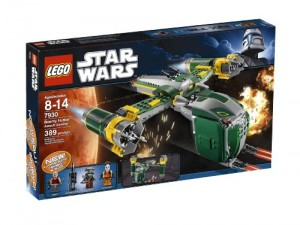 "lego7930 300x225 [Ausverkauft] LEGO Star Wars ""Bounty Hunter Assault Gunship"" (7930) für €34,19"