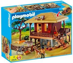 pm4826 300x259 Playmobil Wildtierpflegestation (4826) für €29,99