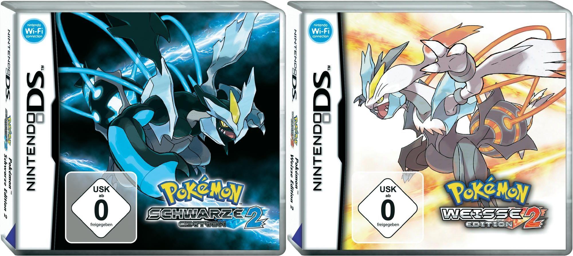 pokemon edition2 Nintendo DS Pokemon Schwarze & Weisse Edition 2 für je €28,34