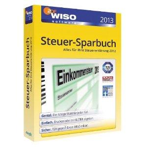 51tt5nu4q4l. sl500 aa300  WISO Steuer Sparbuch 2013 in der DVD Box (für Steuerjahr 2012) für 19,99€