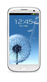 Samsung Galaxy S3 i9300 16GB NB Ratenkauf marble white