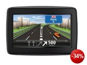 TomTom Start 25 Central Europe Traffic Navigationssystem (13 cm (5,0 Zoll) Display, TMC, Fahrspur- & Parkassistent, IQ Routes, Favoriten, Europa 19)