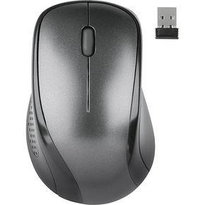 SPEEDLINK KAPPA Mouse - Wireless USB, black , 1600 DPI, optisch, 3 Tasten, 2,4GHz Funk -
