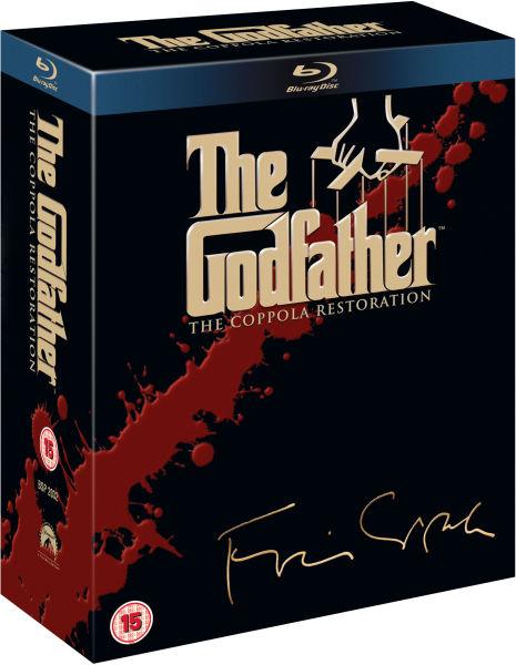 """Bild zu Blu-Ray Box """"Der Pate – The Coppola Restoration"""" (4 Blu-rays) für 9,59€"""
