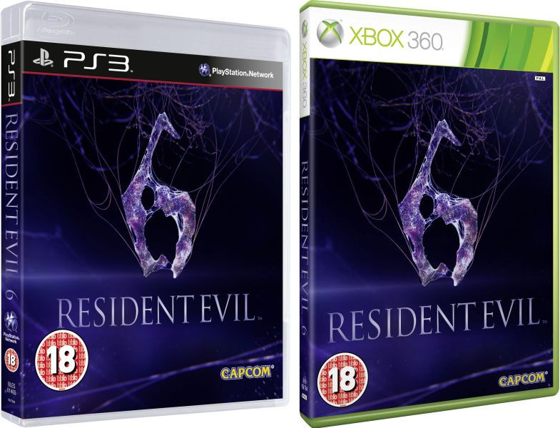 re6 Resident Evil 6 (Xbox 360 & Sony PS3) ab €19,78