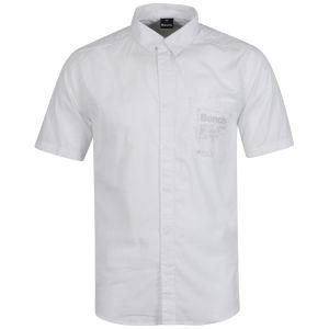 Bench Men's Relay C S/S Shirt - White