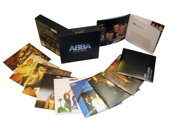 4f688b30 df52 4f97 86c0 b5d52e493c9b ABBA   The Albums (9 CD Box) für 26,95€
