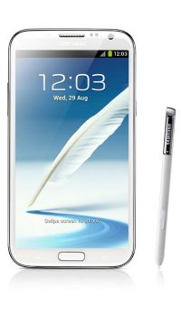 Samsung Galaxy Note 2 N7100 16GB marble white