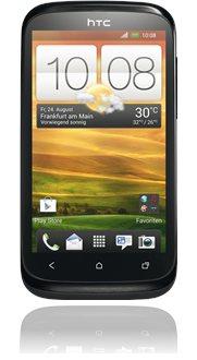 HTC Desire X, stealth black