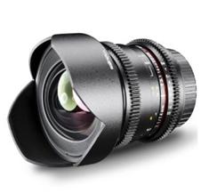 image358 Walimex Pro 14 mm 1:3,1 Foto  und Videoobjektiv (inkl. fester Gegenlichtblende) für Sony Alpha Objektivbajonett für 270,91€