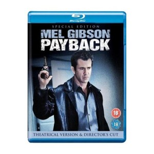 payback blu 300x300 BLU RAY Payback (Zahltag) (Kinoversion & Directors Cut) für €6,99