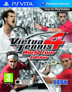 virtuatennis vita 236x300 Playstation Vita Virtua Tennis 4 für €11,85