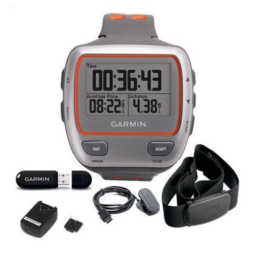 310xt1 Garmin Triathlonuhr Forerunner 310XT HR  inkl. Brustgurt für 189,00€